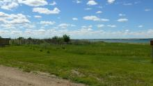 Lake Diefenbaker view